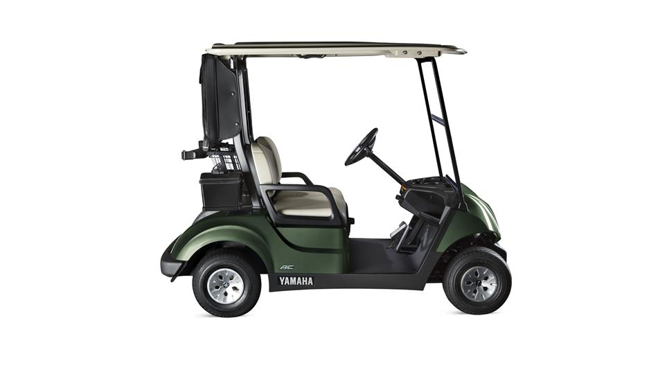 golf car, golf cart, Yamaha, Drive2, AC, PowerTech