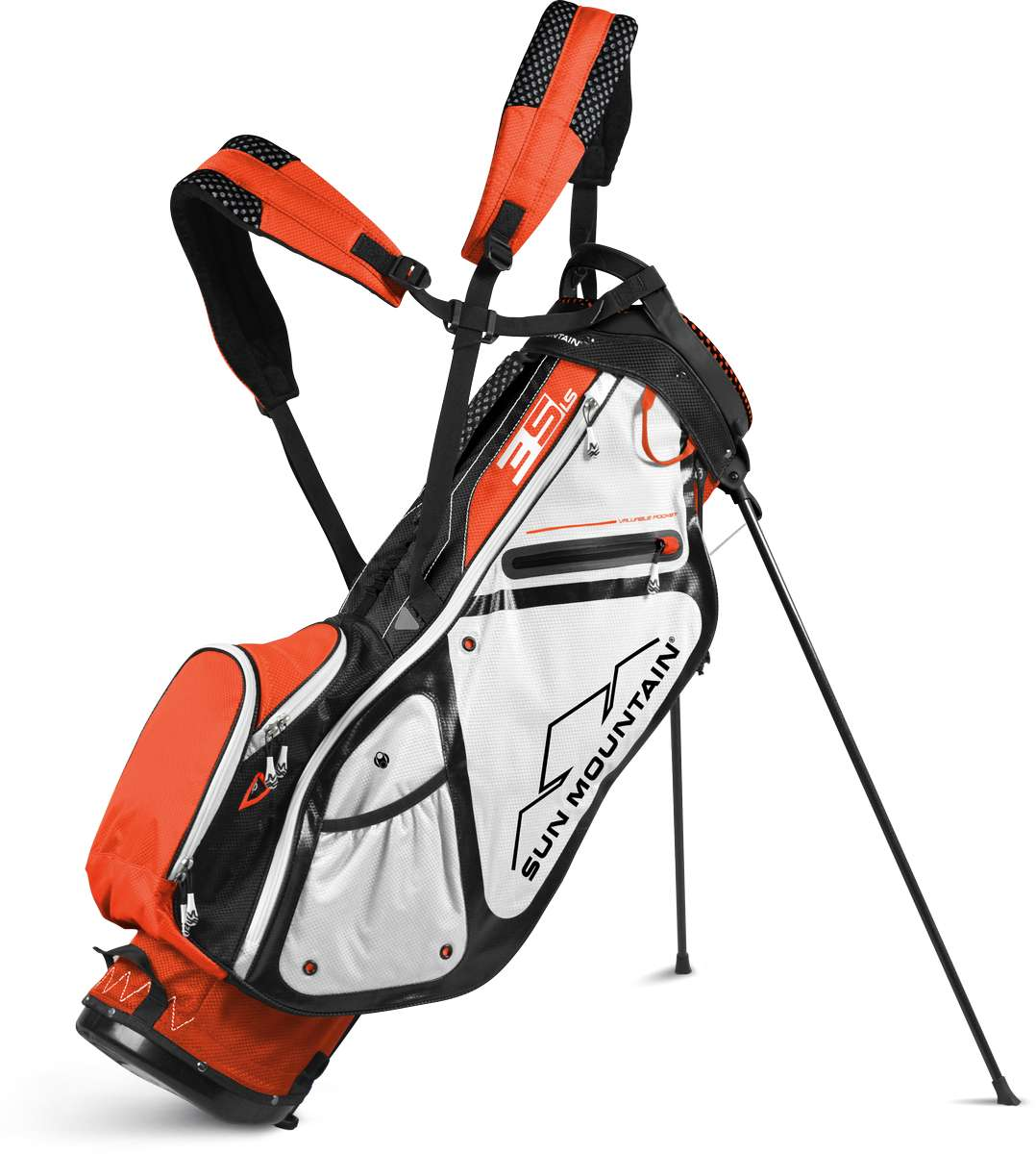 Sun Mountain, golf bags, carry bags, stand bags, 3.5 LS