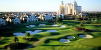 Reunion Resort's courses are a good starting point for a Salamander Slam