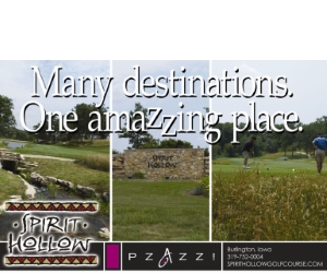 Spirit Hollow Golf Course