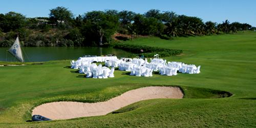 Ewa beach golf wedding