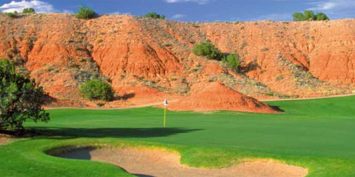 Twin Warriors Golf Club at Hyatt Tamaya