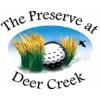 The Preserve at Deer Creek Golf