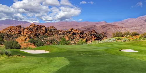 Red Rock Golf Trail