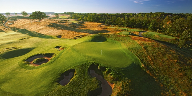 Come Play the Site of the 2017 U.S. Open