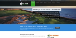 Southern Golf Tours Launches New Website