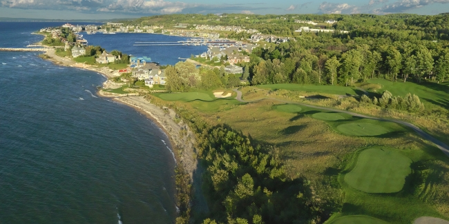 Bay Harbor Golf Club - Hole #4