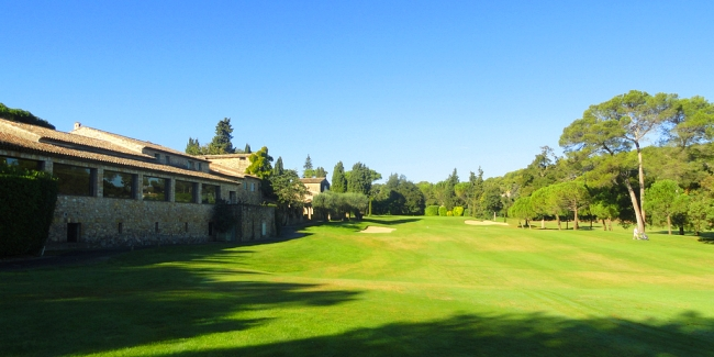 Golf Country Club De Cannes Mougins By Brian Weis