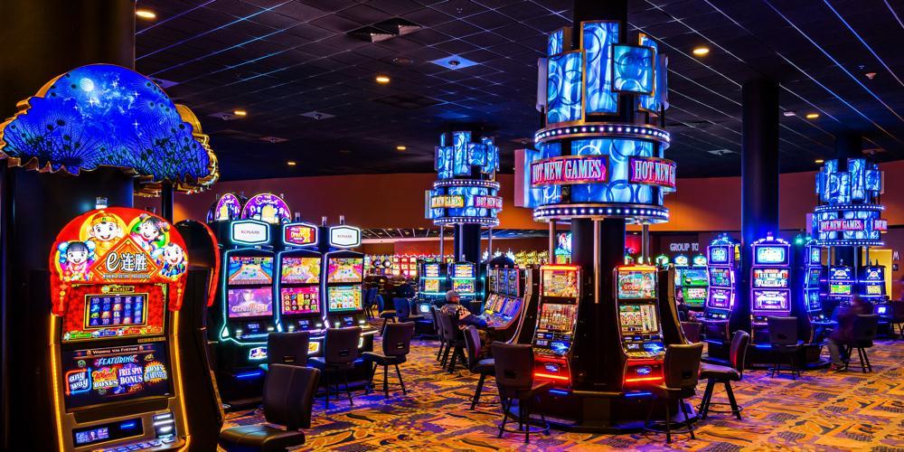 Island Resort - Casino