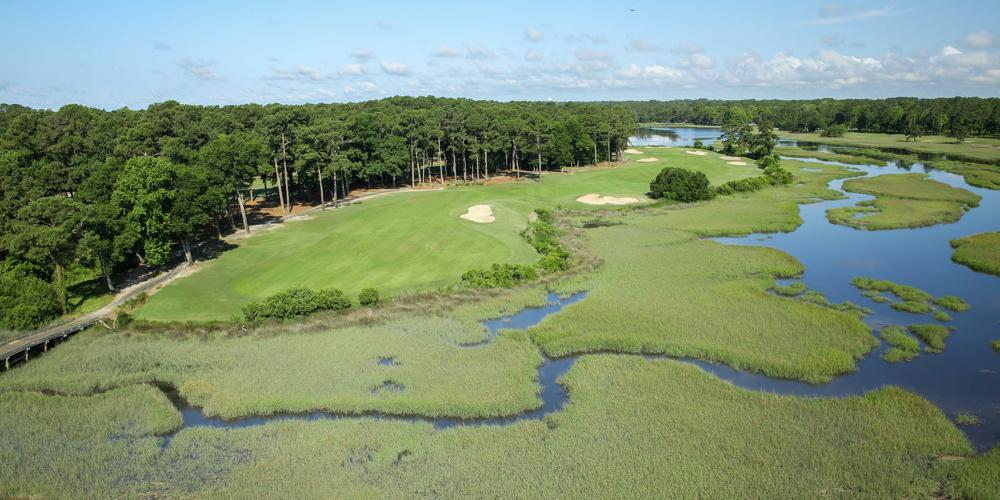 Oyster Bay Hole #5