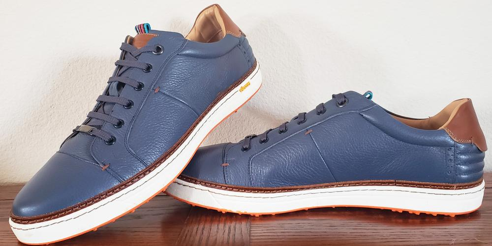 Royal Albartross Golf Shoes By David Theoret