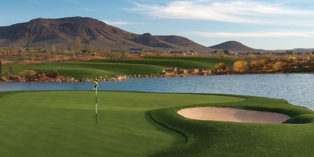 Sewailo Golf Club - Hole #2