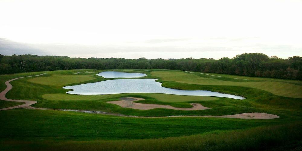TCI - 17th and 18th Holes