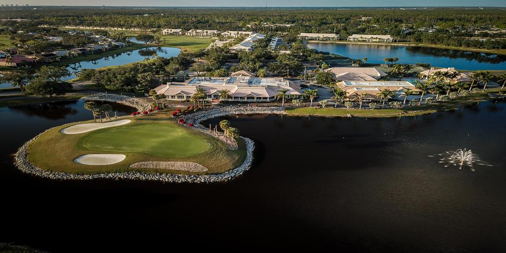 Worthington Country Club, Golf Southwest Florida, Ron Garl, Golf in Naples, Resort Style living