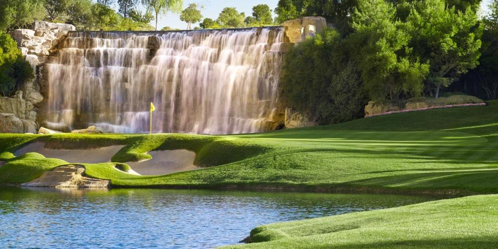 Wynn Golf Club - 18th Hole