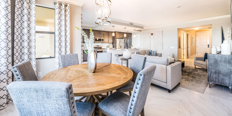 Bella Collina Dining Room