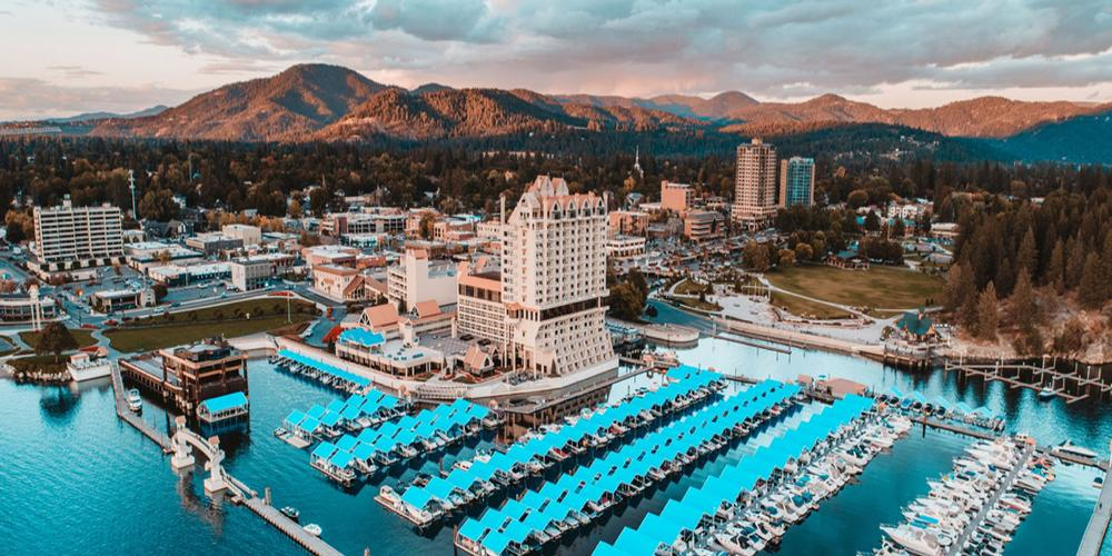 The Coeur d'Alene Resort Resort