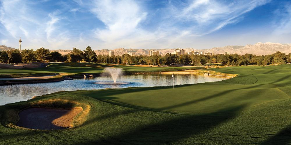 Desert Pines Golf Club, Las Vegas