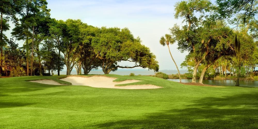 Hilton Head Golf Island