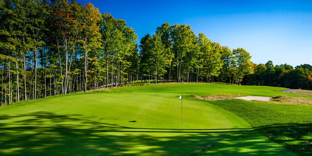 Sage Run Golf Course - Hole #17