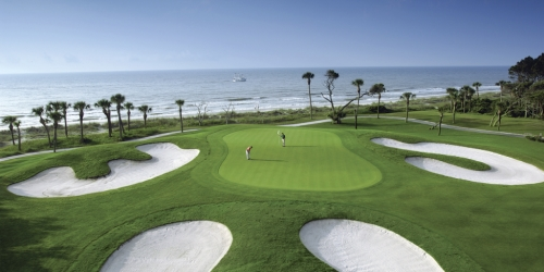 Palmetto Dunes Golf Course - RTJ Oceanfront Course