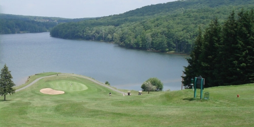Alpine Lake Resort USA golf packages