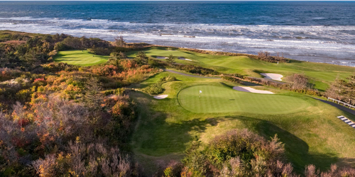 The Links at Crowbush Cove USA golf packages