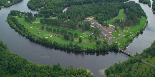 The Four Seasons Island Resort USA golf packages