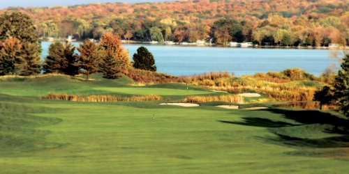 Featured Lake Geneva Wisconsin Golf Course