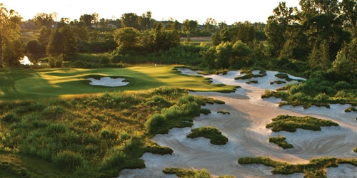 The Golf Club at Harbor Shores USA golf packages