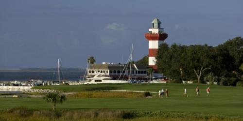 Sea Pines Resort - Harbour Town Golf Links USA golf packages