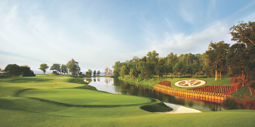 Kingsmill Resort - The River Course USA golf packages