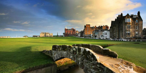 St. Andrews Links - Old Course USA golf packages