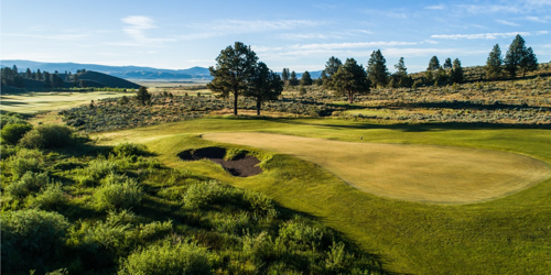 Silvies Valley Ranch - Hankins Course USA golf packages