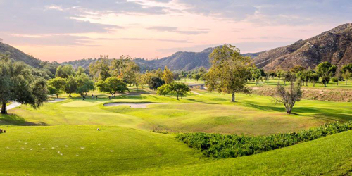 Sycuan Resort Golf Courses