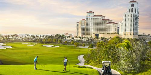 Royal Blue Golf Course at Baha Mar Resort and Casino