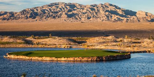 Las Vegas Paiute Resort - The Wolf USA golf packages