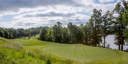 Mineral Mound State Park Golf Club