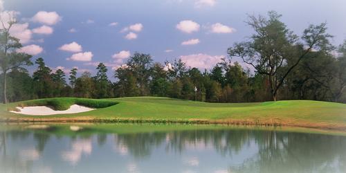 Carter Plantation USA golf packages