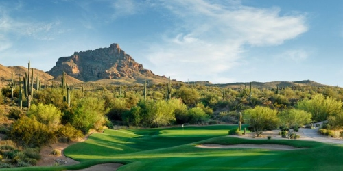 We-Ko-Pa Golf Club - Cholla