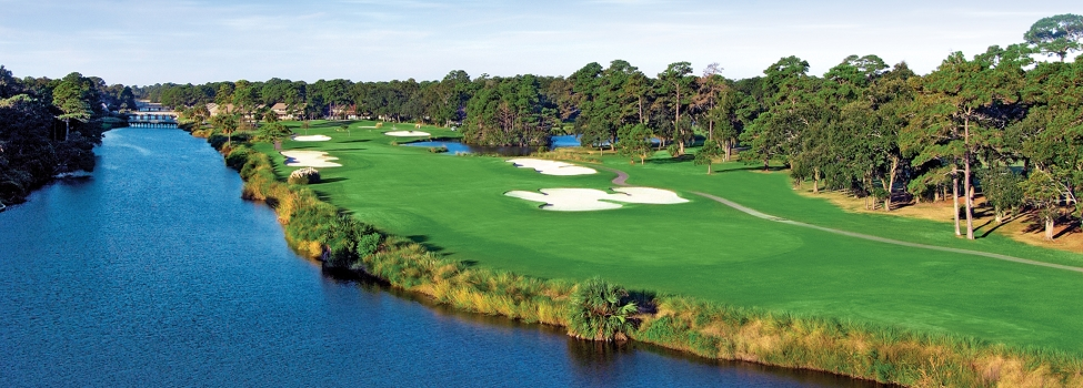 Palmetto Dunes Golf Course - George Fazio Course