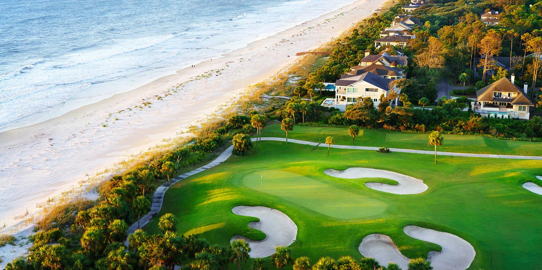 Palmetto Dunes Golf Course - Robert Trent Jones Oceanfront Course