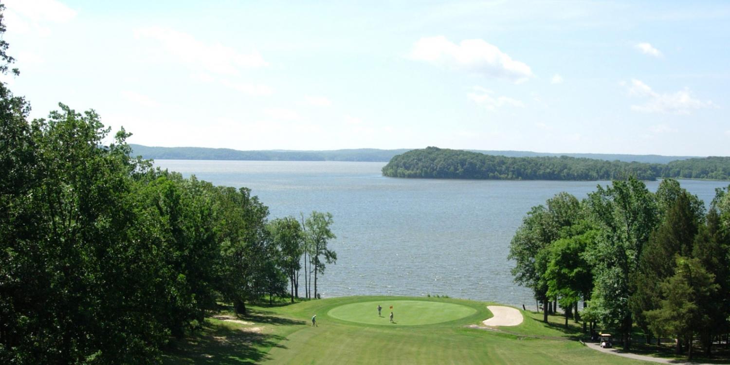 Paris Landing State Park Golf Course