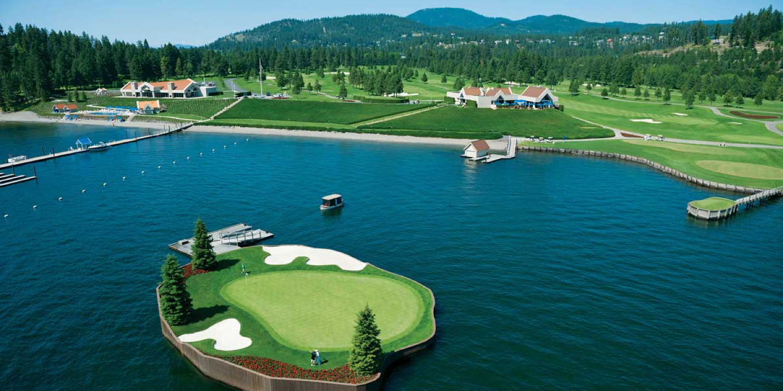 The Coeur d'Alene Golf Resort