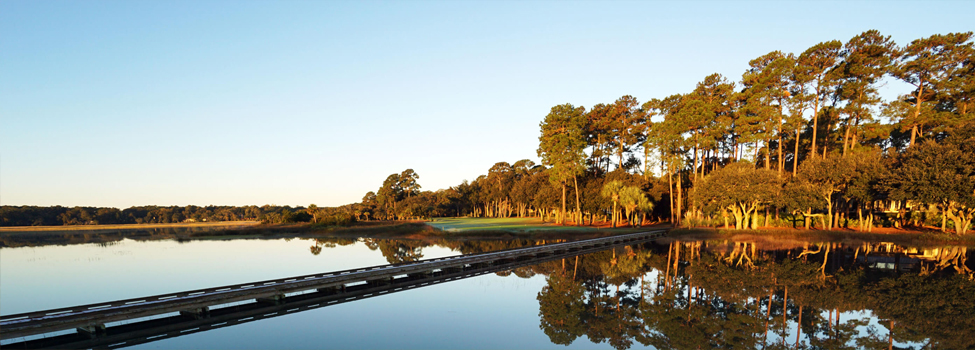 Colleton River Plantation Club - Pete Dye Course