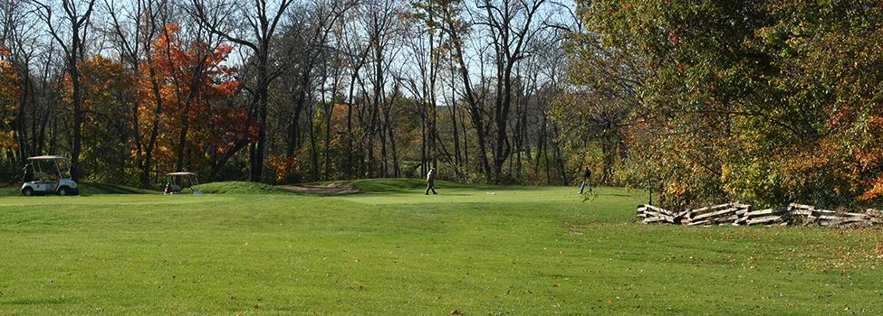 Hansen Park Golf Course Membership