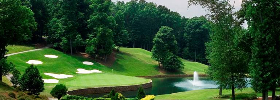 Rock Barn Golf and Spa - Robert Trent Jones, Jr.