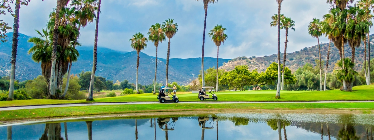 Singing Hills Country Club At Sycuan