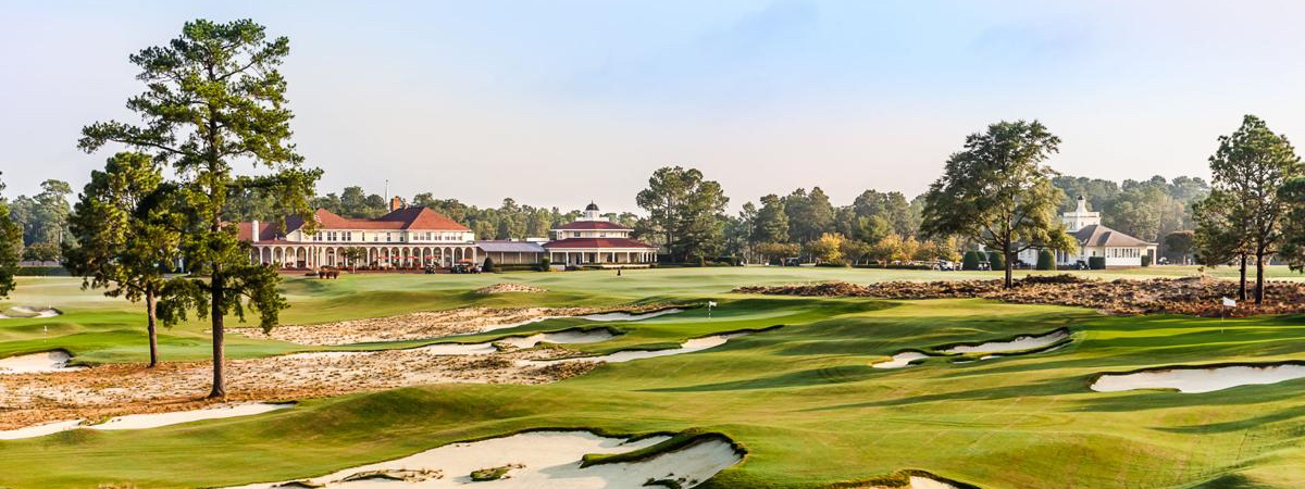 The Cradle - Pinehurst Short Course