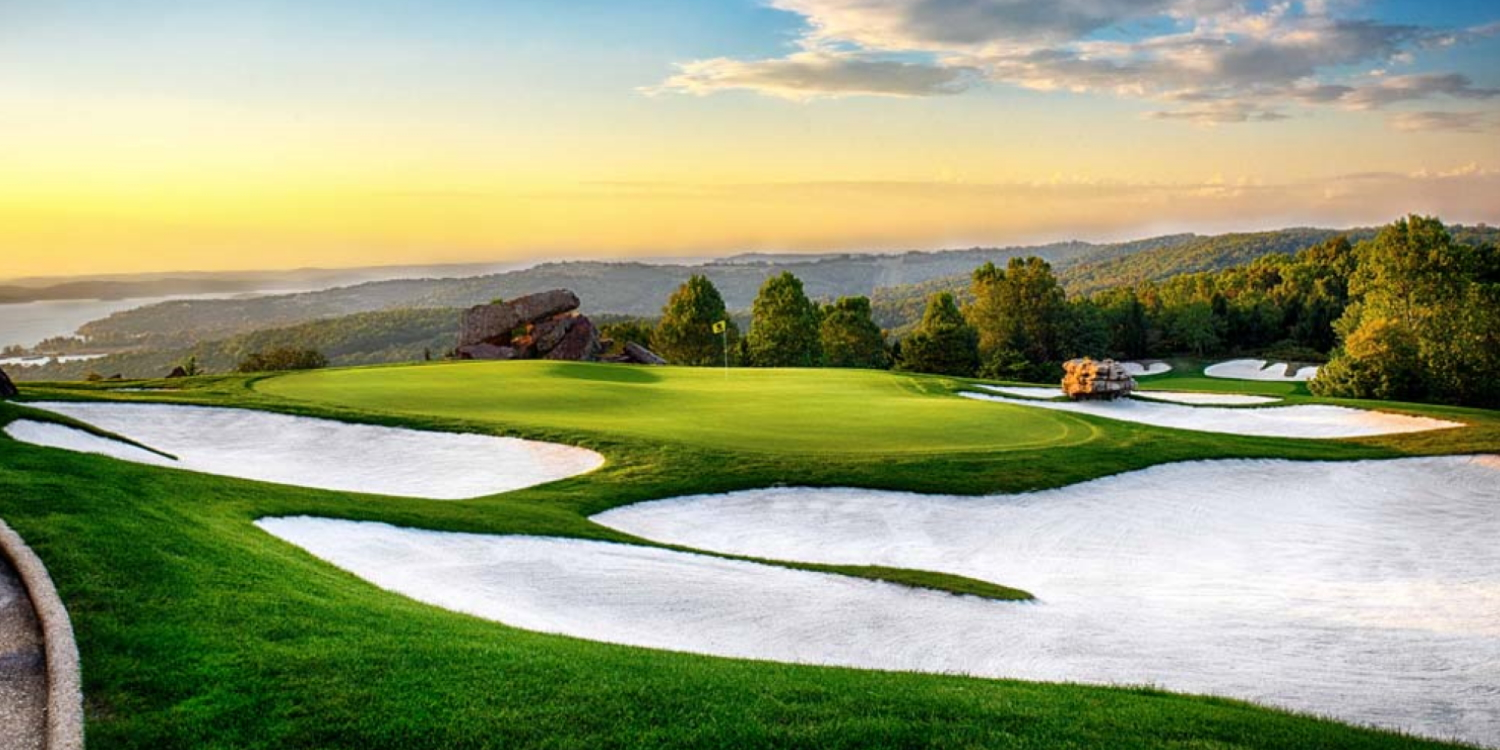 Top of the Rock Golf Course - Big Cedar Lodge